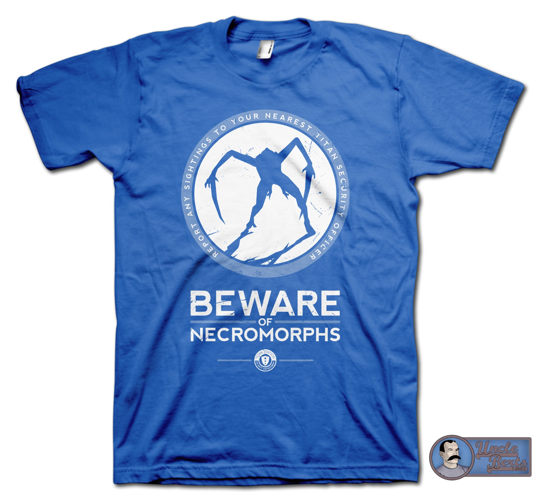 Beware of Necromorphs inspired by the Dead Space series T-Shirt