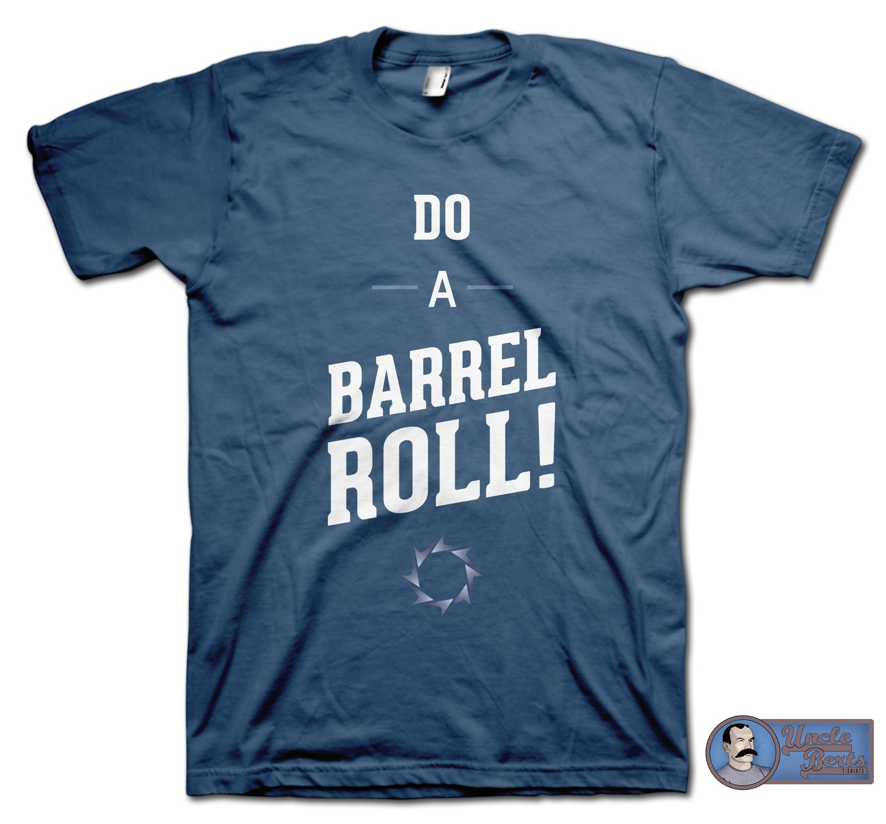 Do a Barrel Role T-Shirt - inspired by the Star Fox series