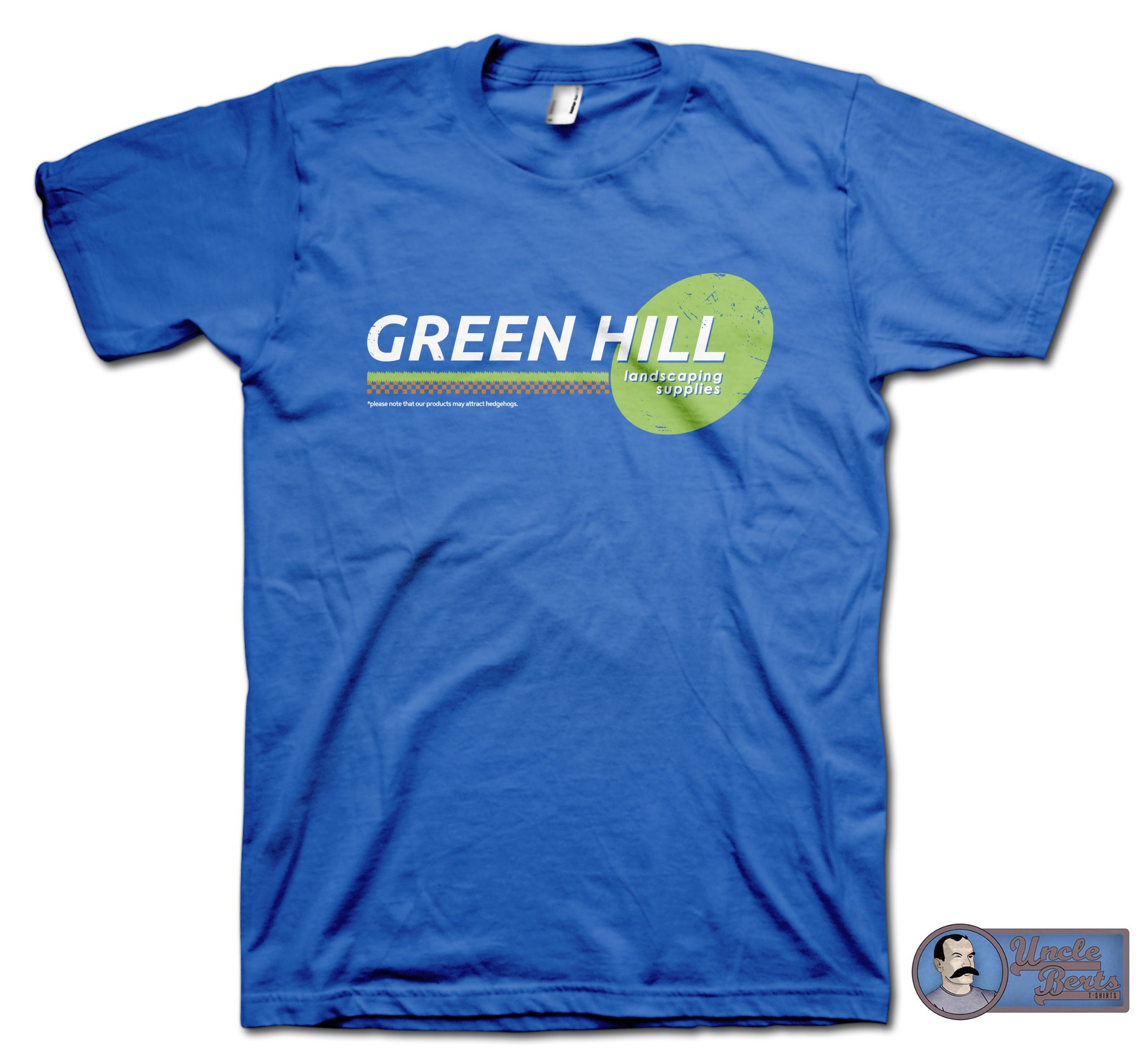 Green Hill T-Shirt - inspired by the Sonic series