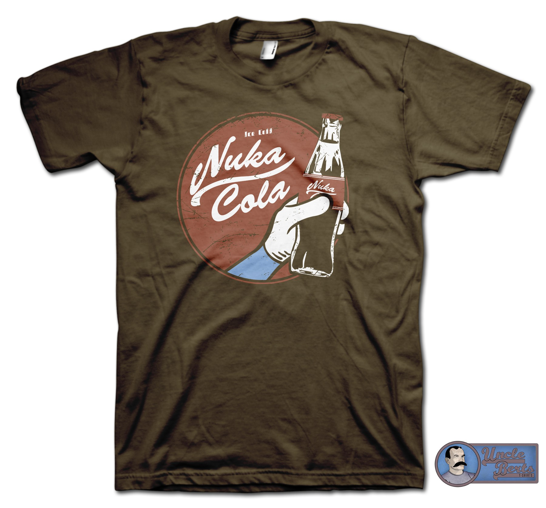 Nuka Cola T-Shirt - inspired by the Fallout series