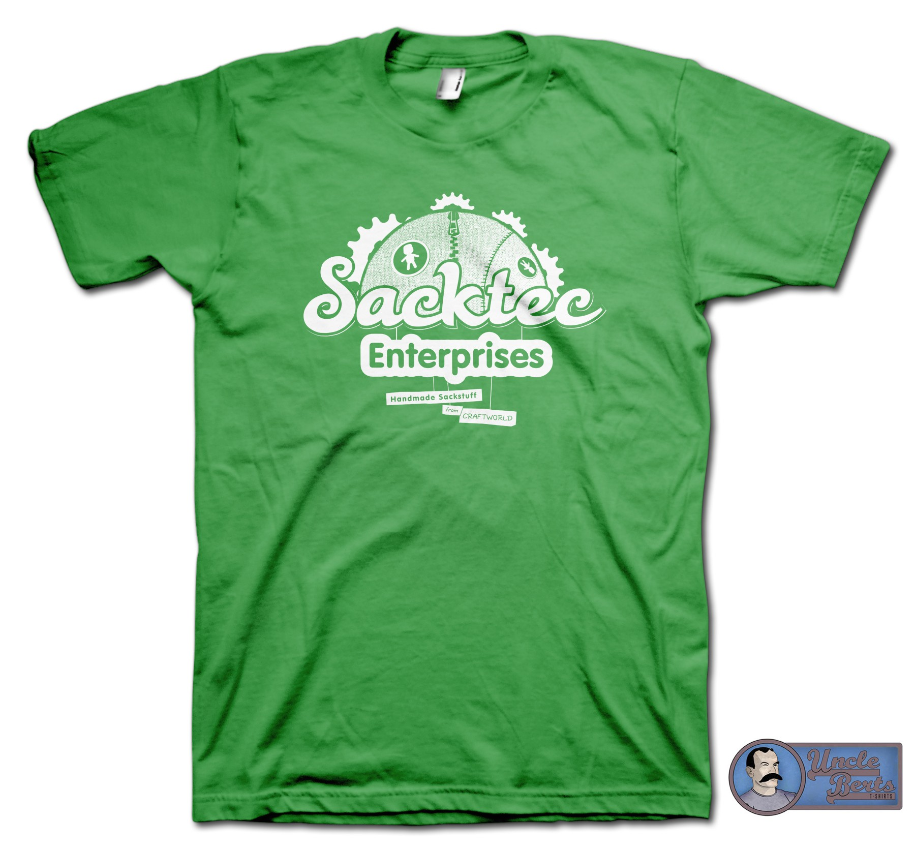 Sacktec Enterprises T-Shirt - inspired by the Little Big Planet series