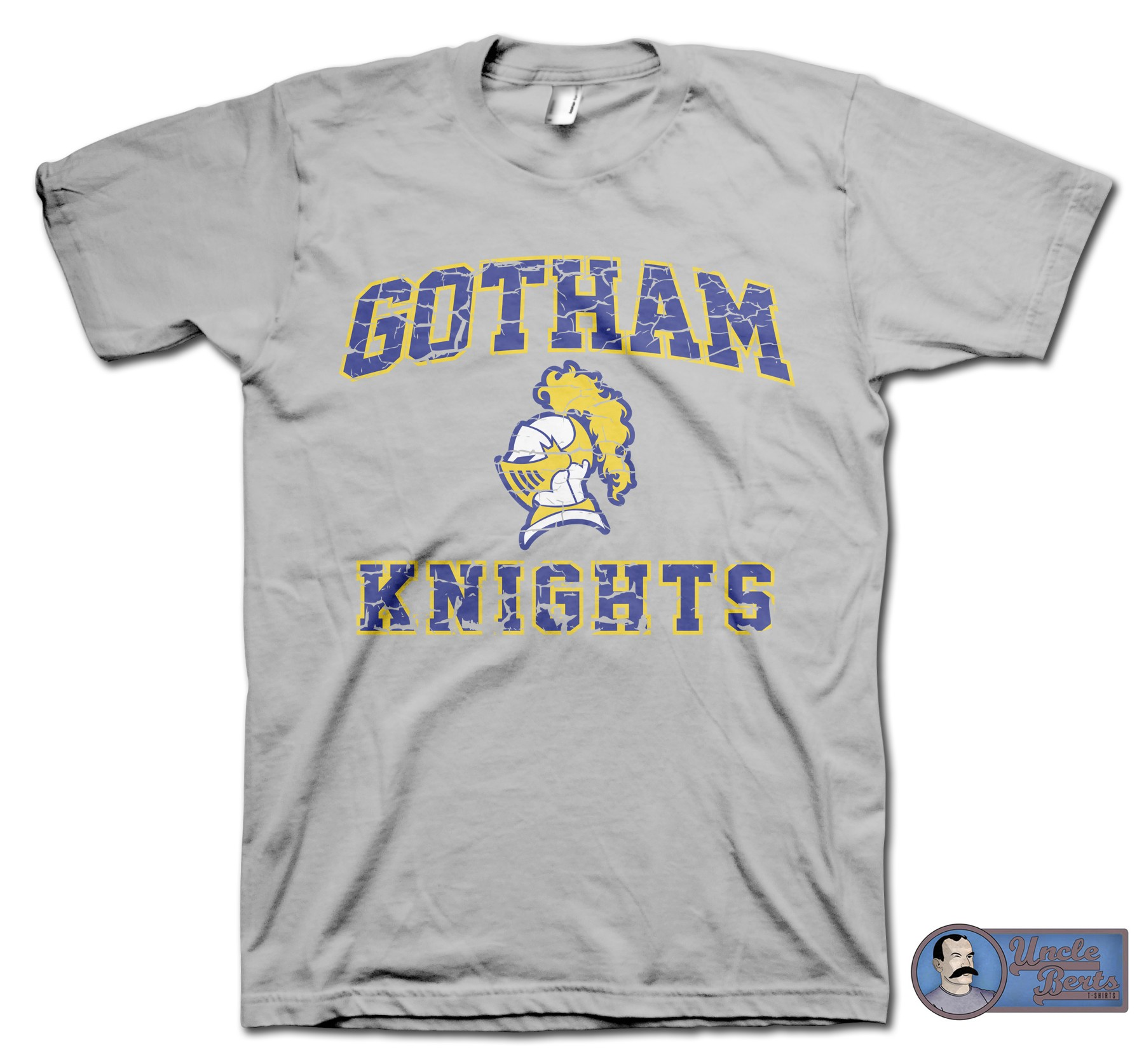 Batman (2008) Inspired Gotham Knights Team T-Shirt