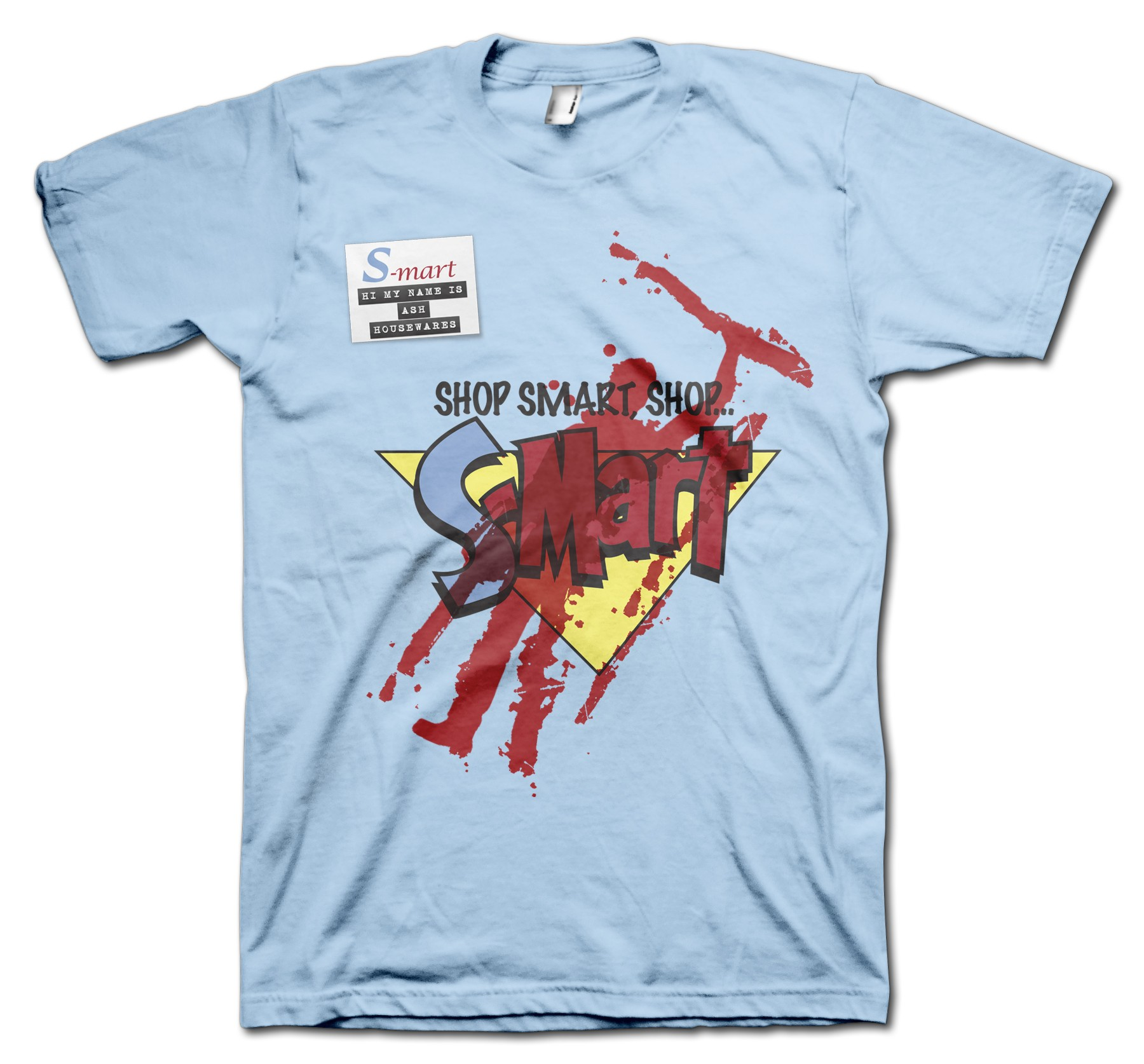 Evil Dead 3 (1992) inspired S-Mart T-Shirt