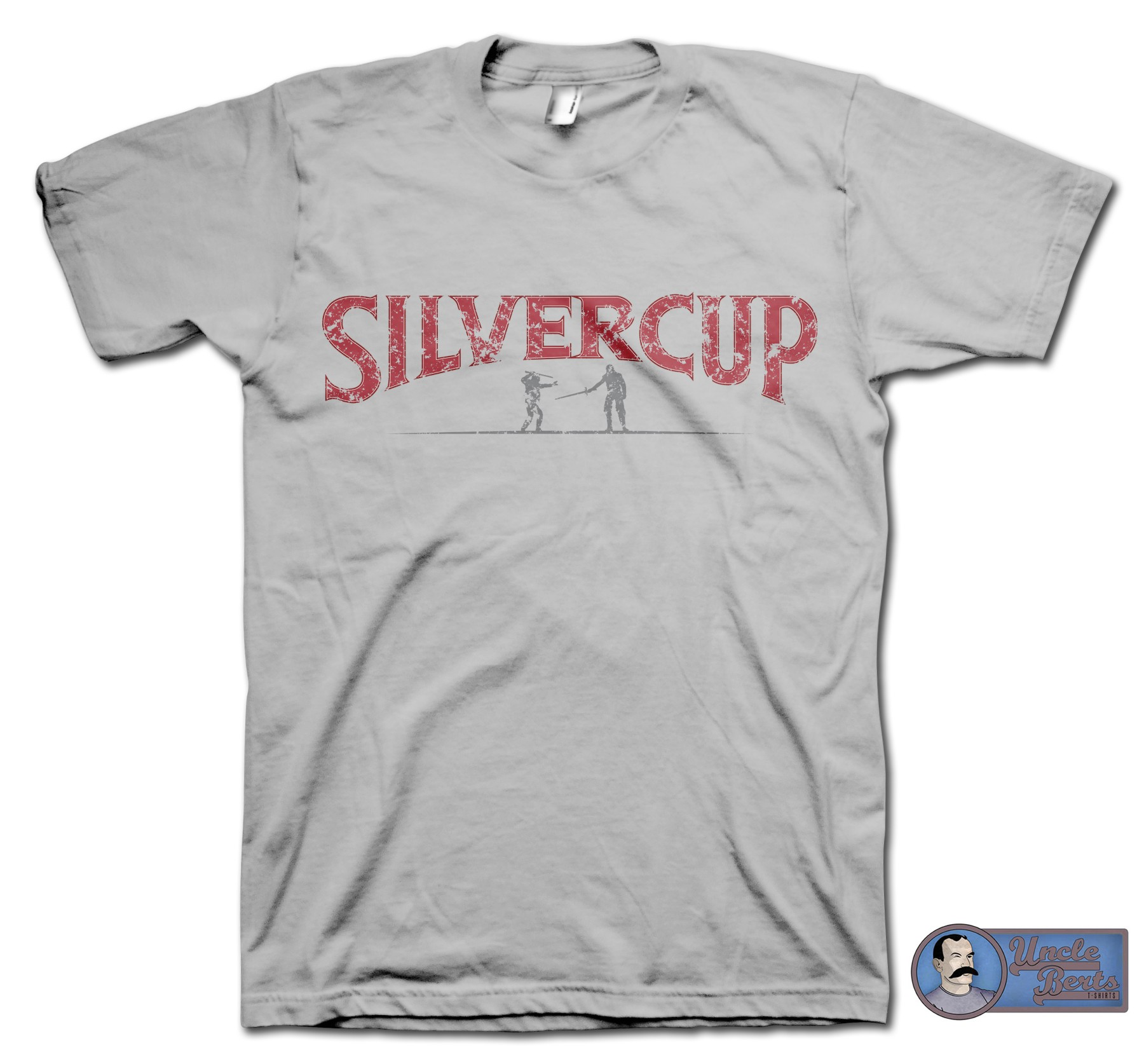 Highlander (1986) inspired SilverCup T-Shirt