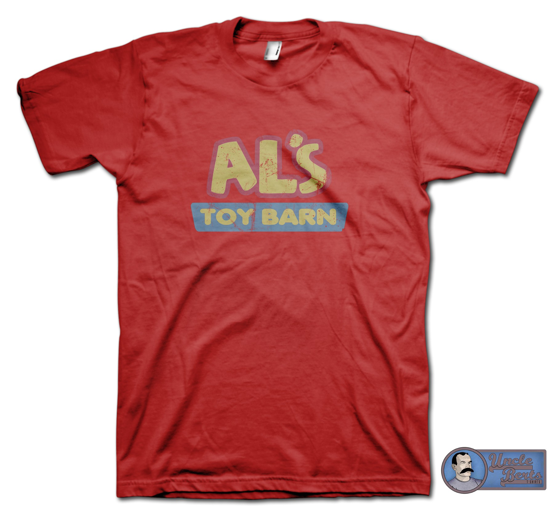 Toy Story (1999) inspired Al's Toy Barn T-Shirt
