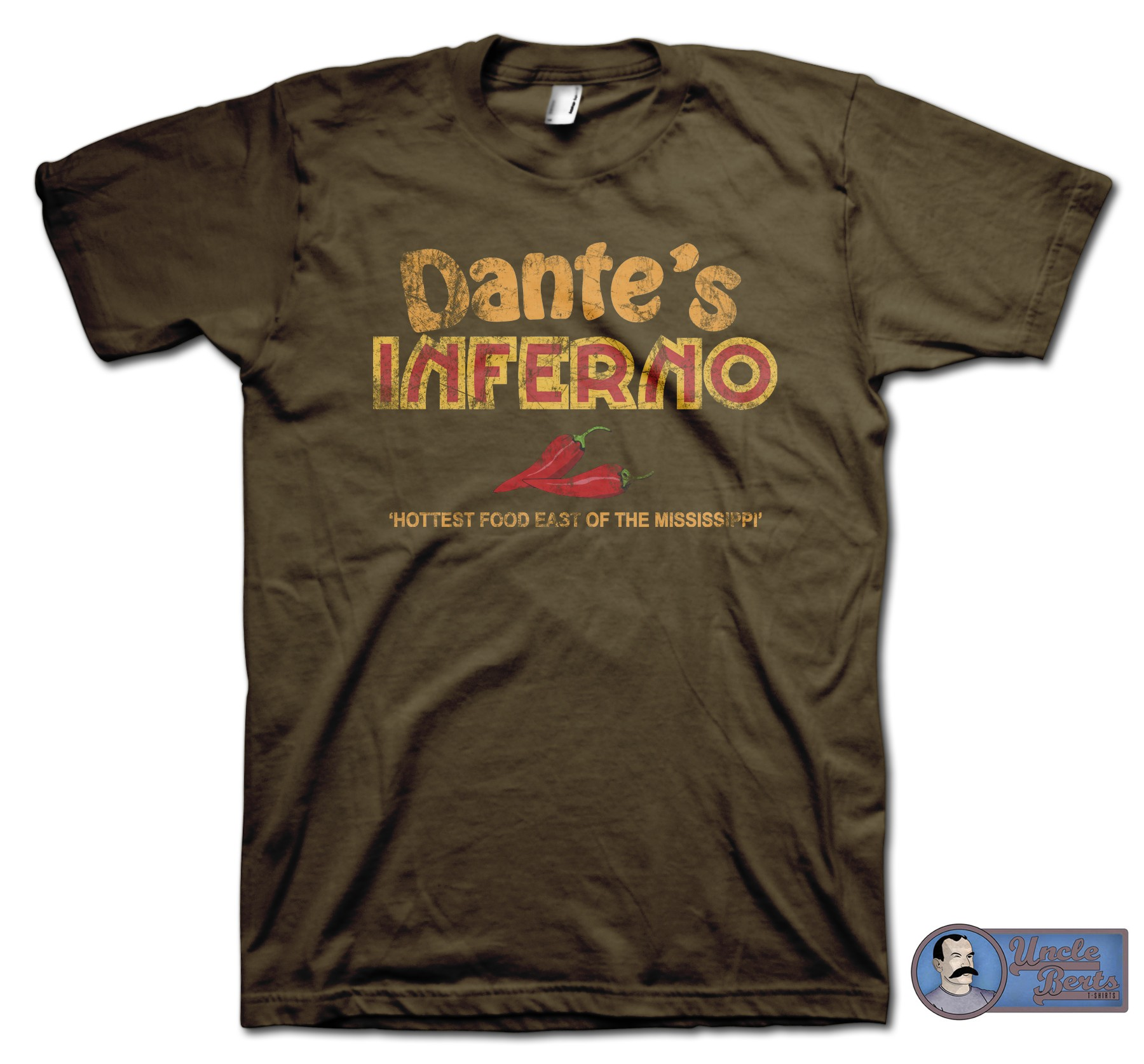 Dumb and Dumber (1994) inspired Dante's Inferno T-Shirt
