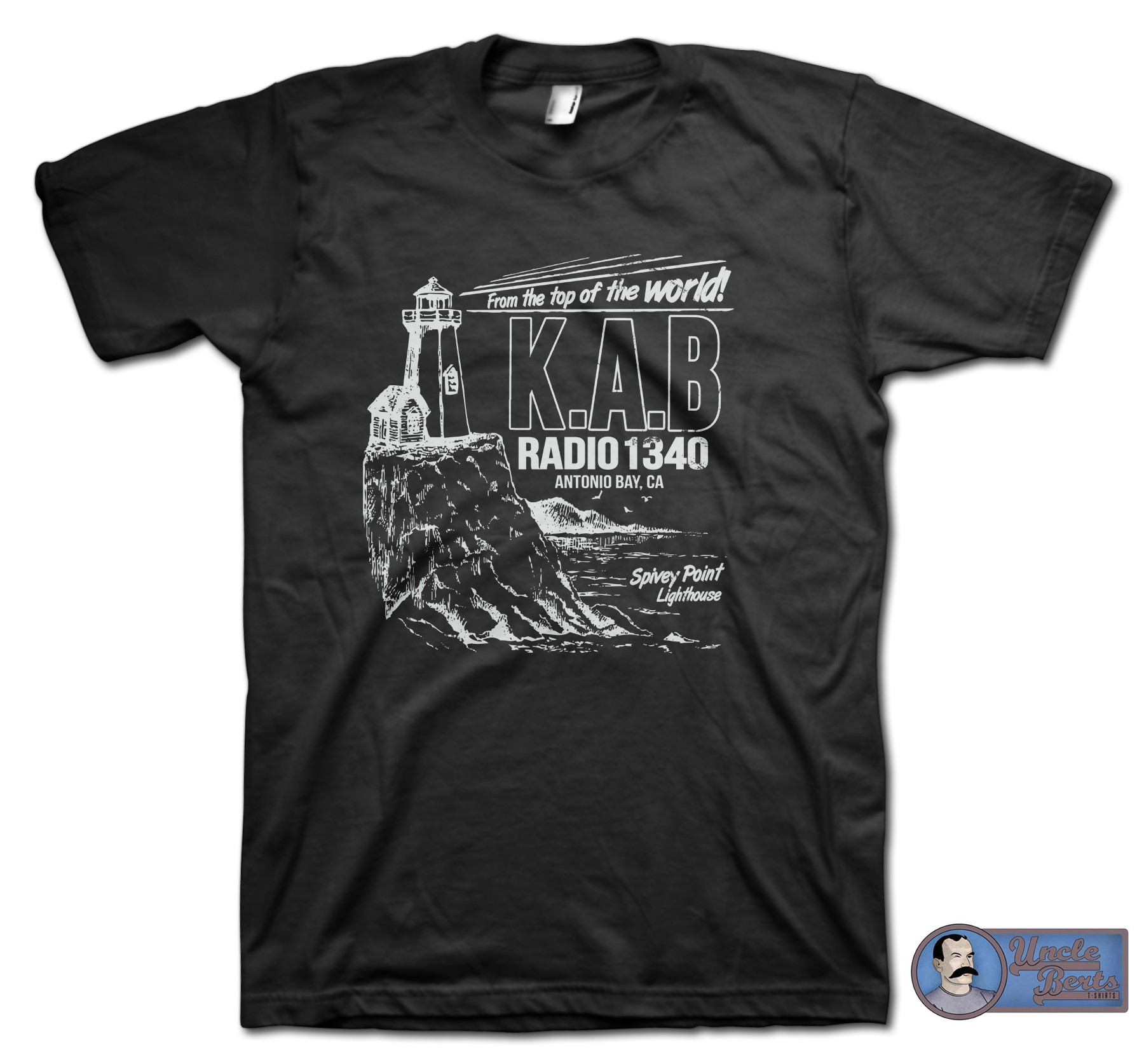 The Fog (1980) inspired K.A.B Radio T-Shirt