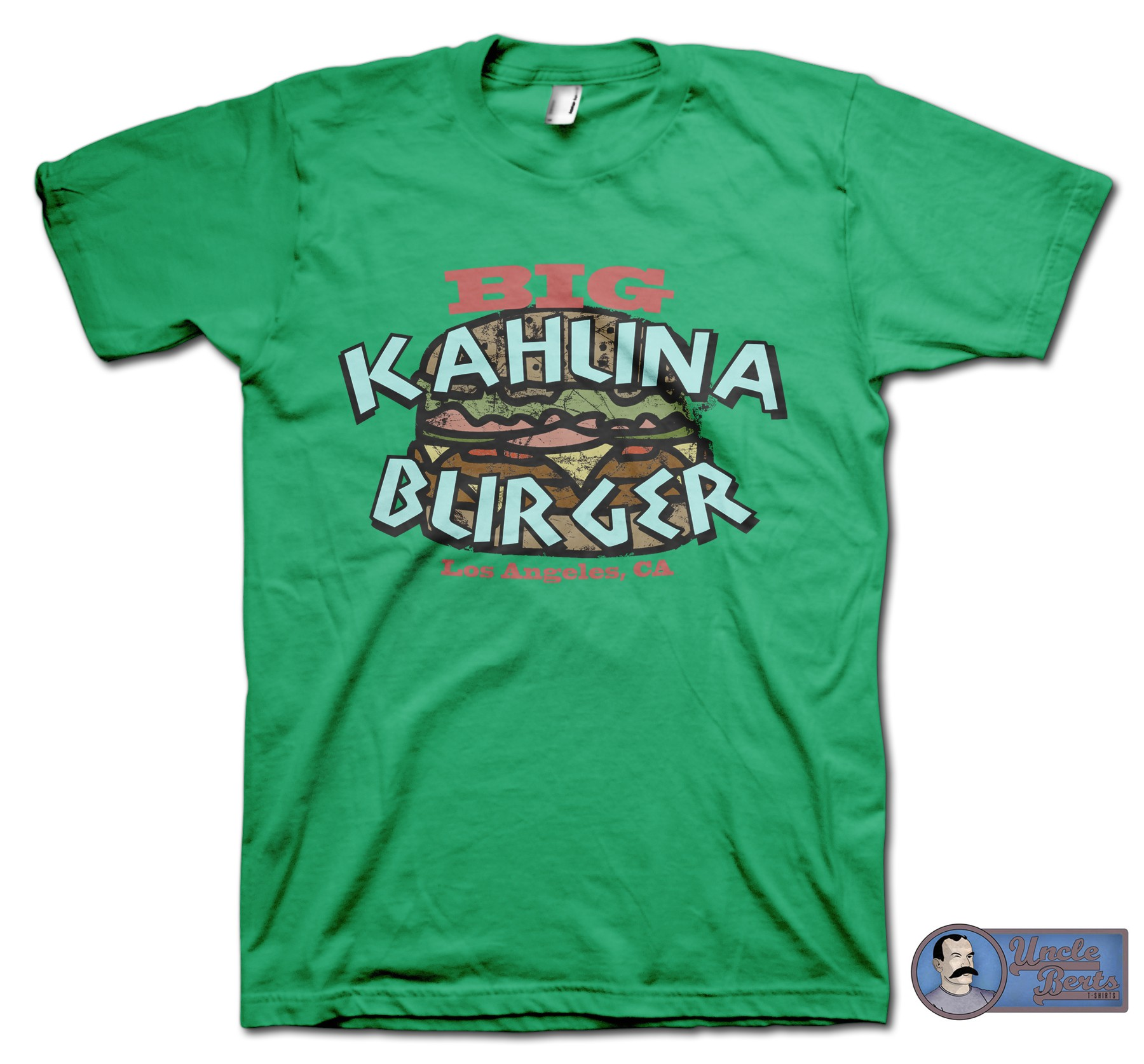 Pulp Fiction (1994) Inspired Big Kahuna Burger T-Shirt