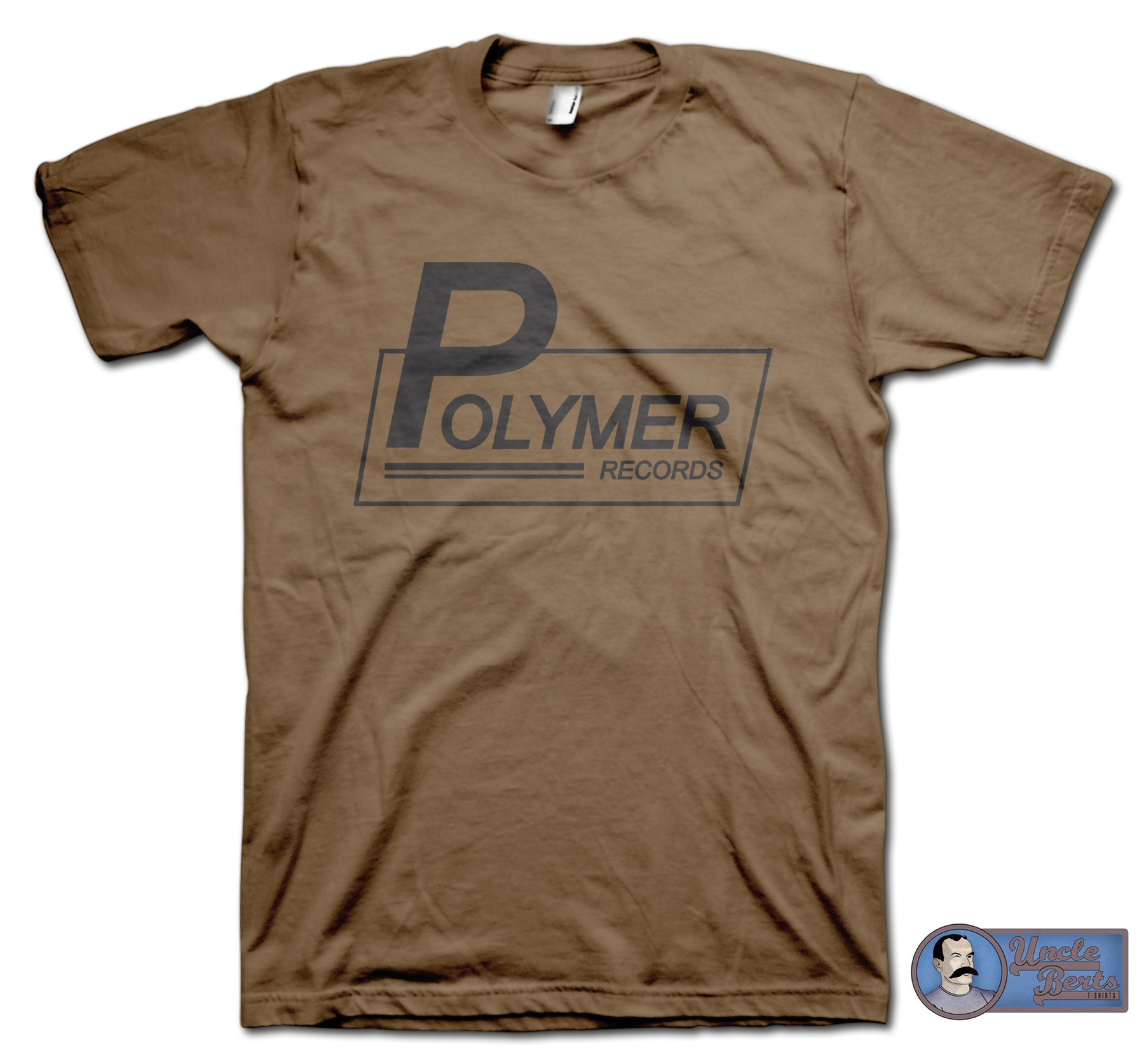 The Spinal Tap (1984) Inspired Polymer Records T-Shirt