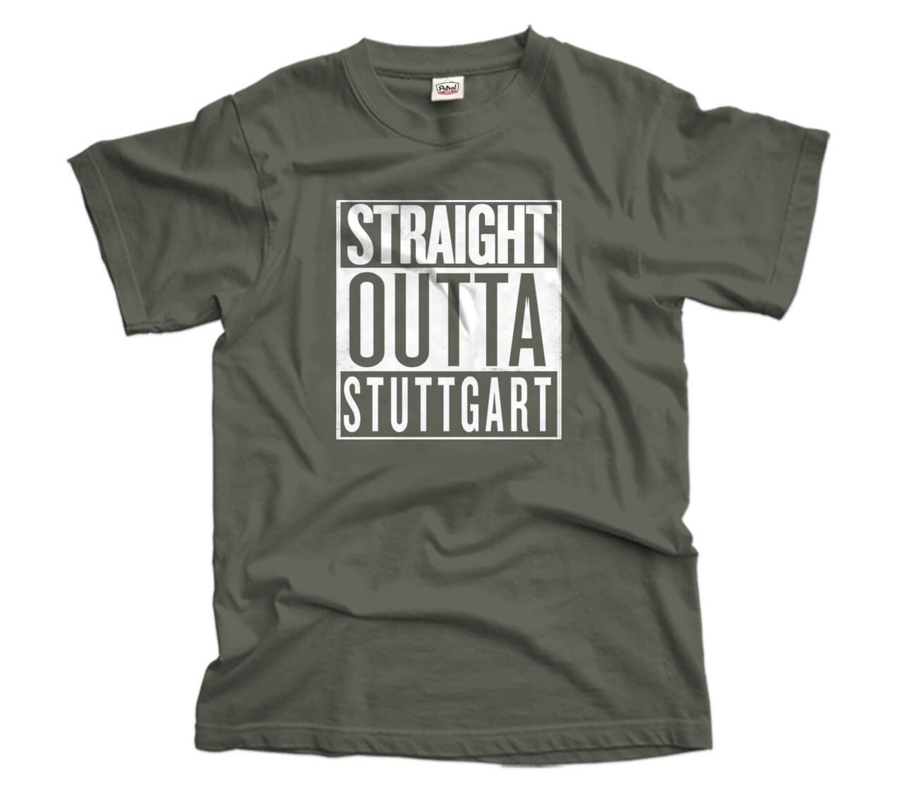 Straight Outta Stuttgart T-Shirt