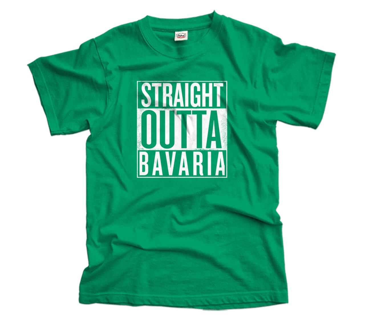 Straight Outta Bavaria T-Shirt