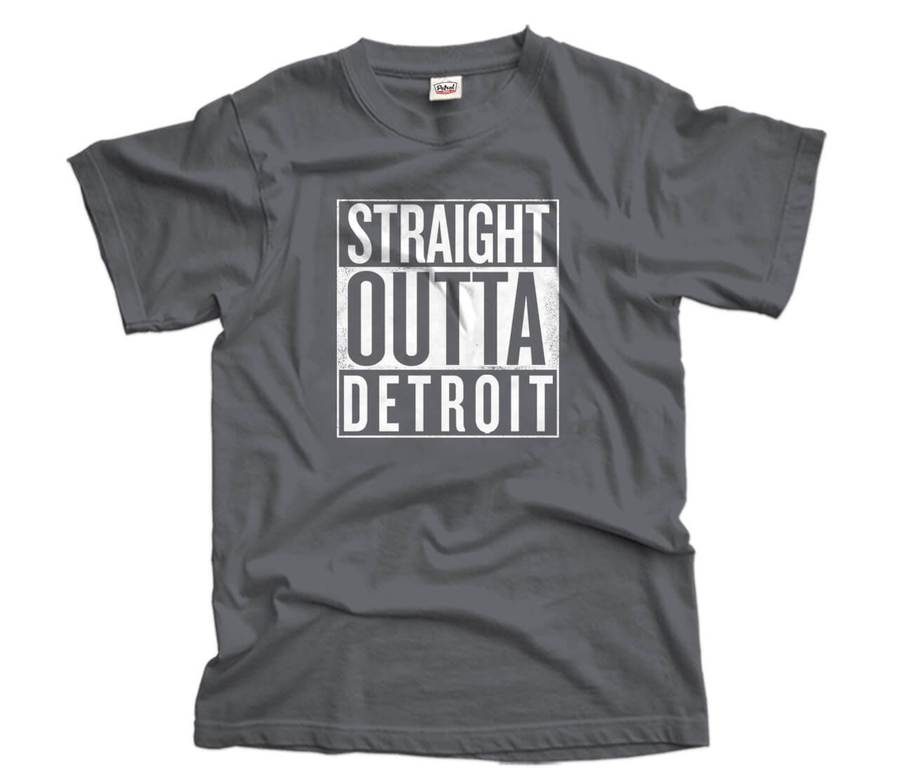 Straight Outta Detroit T-Shirt