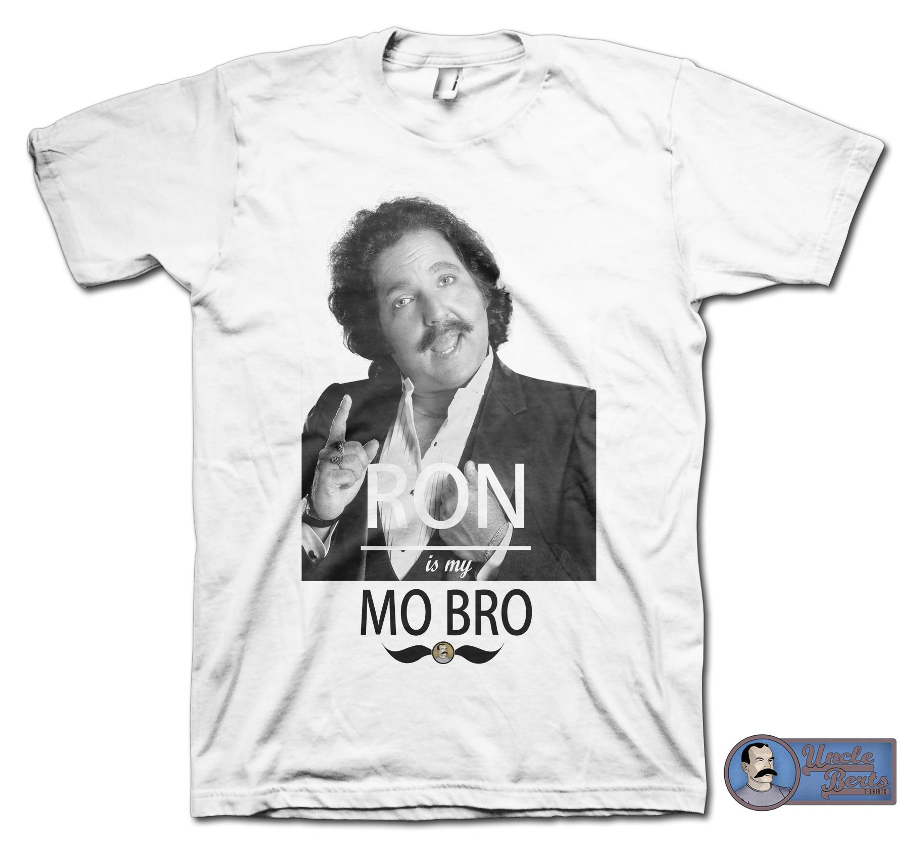 RON J is my MO BRO T-Shirt