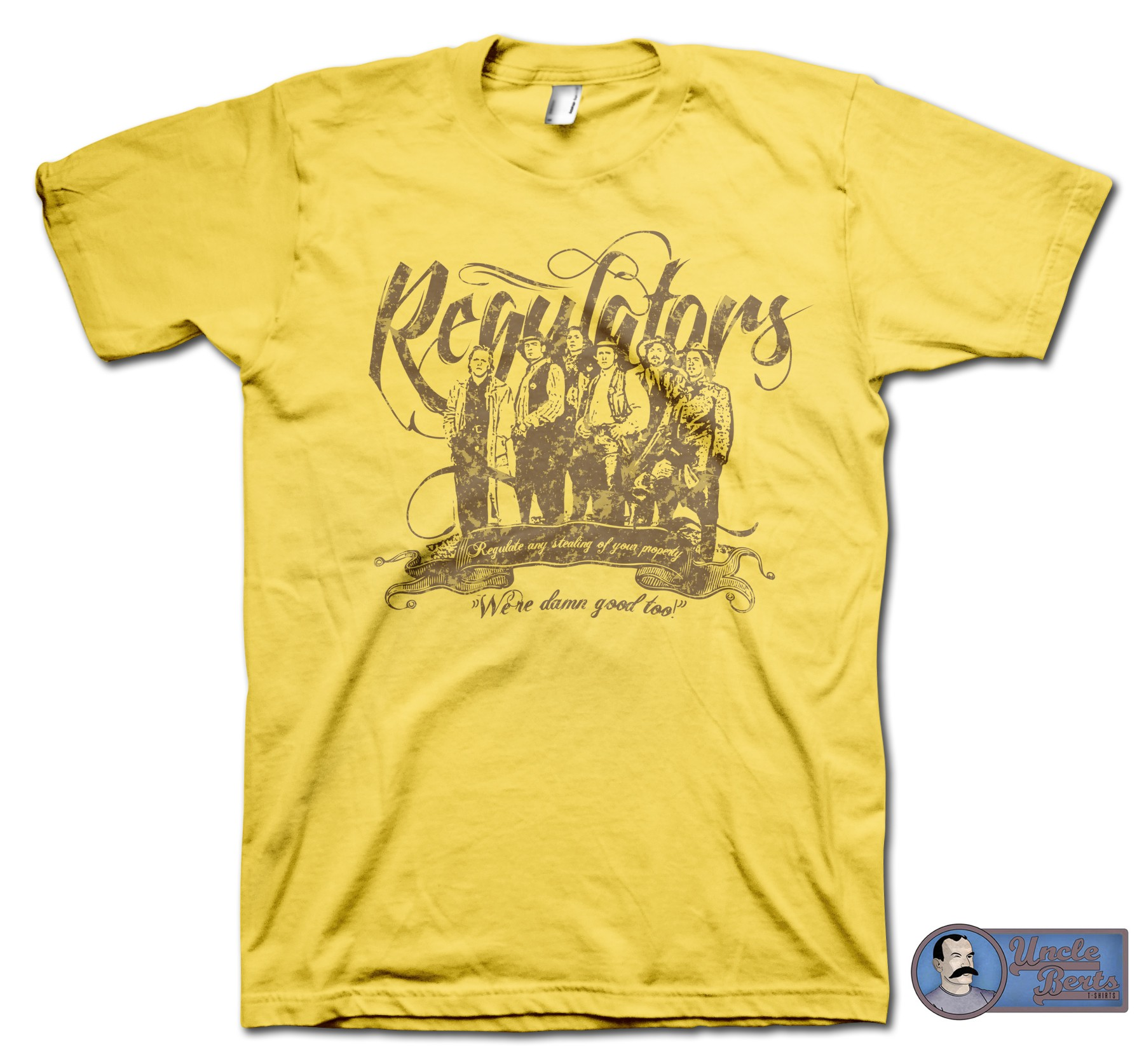 Young Guns (1988) Inspired Regulators T-Shirt