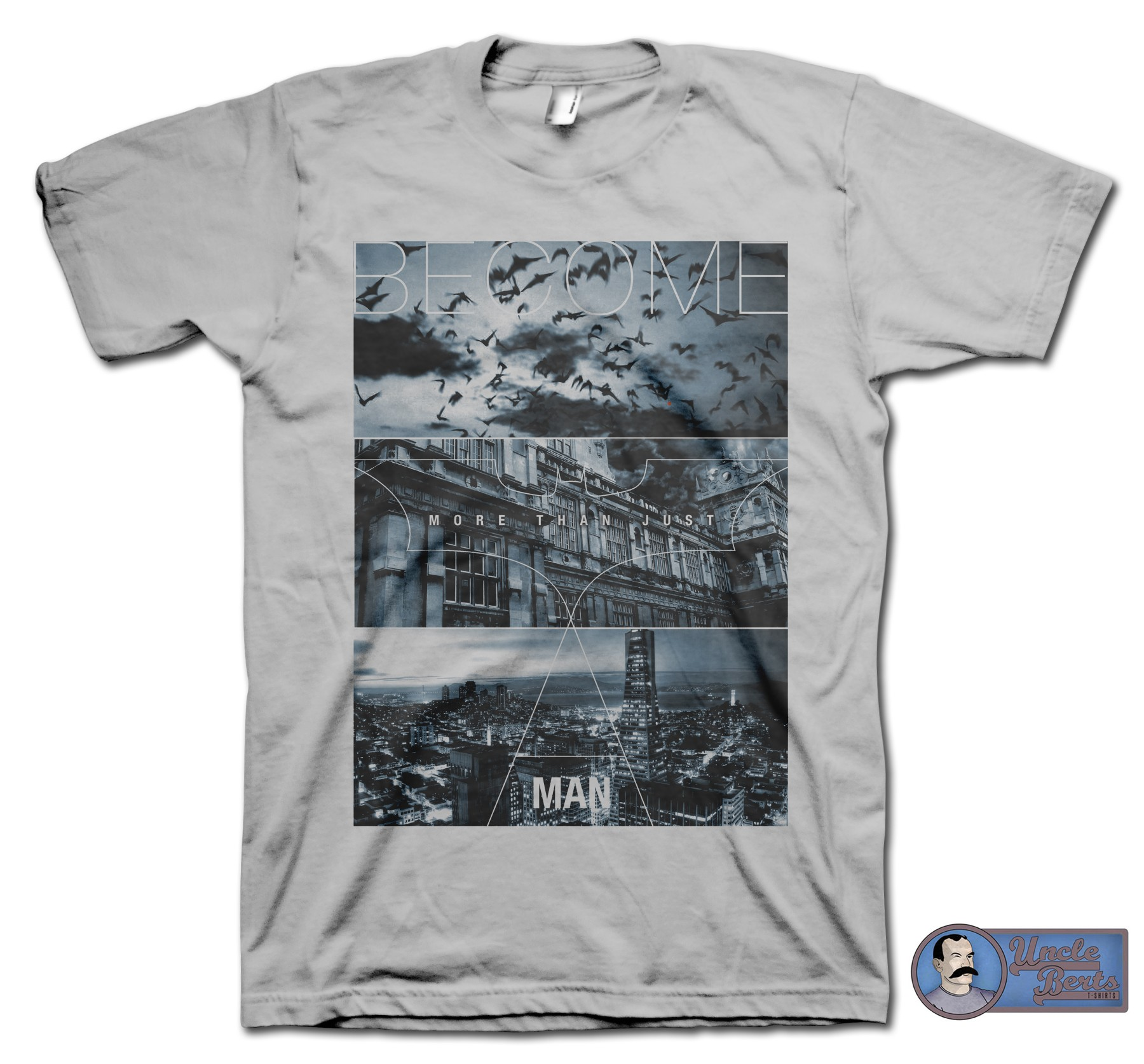 More than just a Man - inspired by Batman Begins (2005) T-shirt