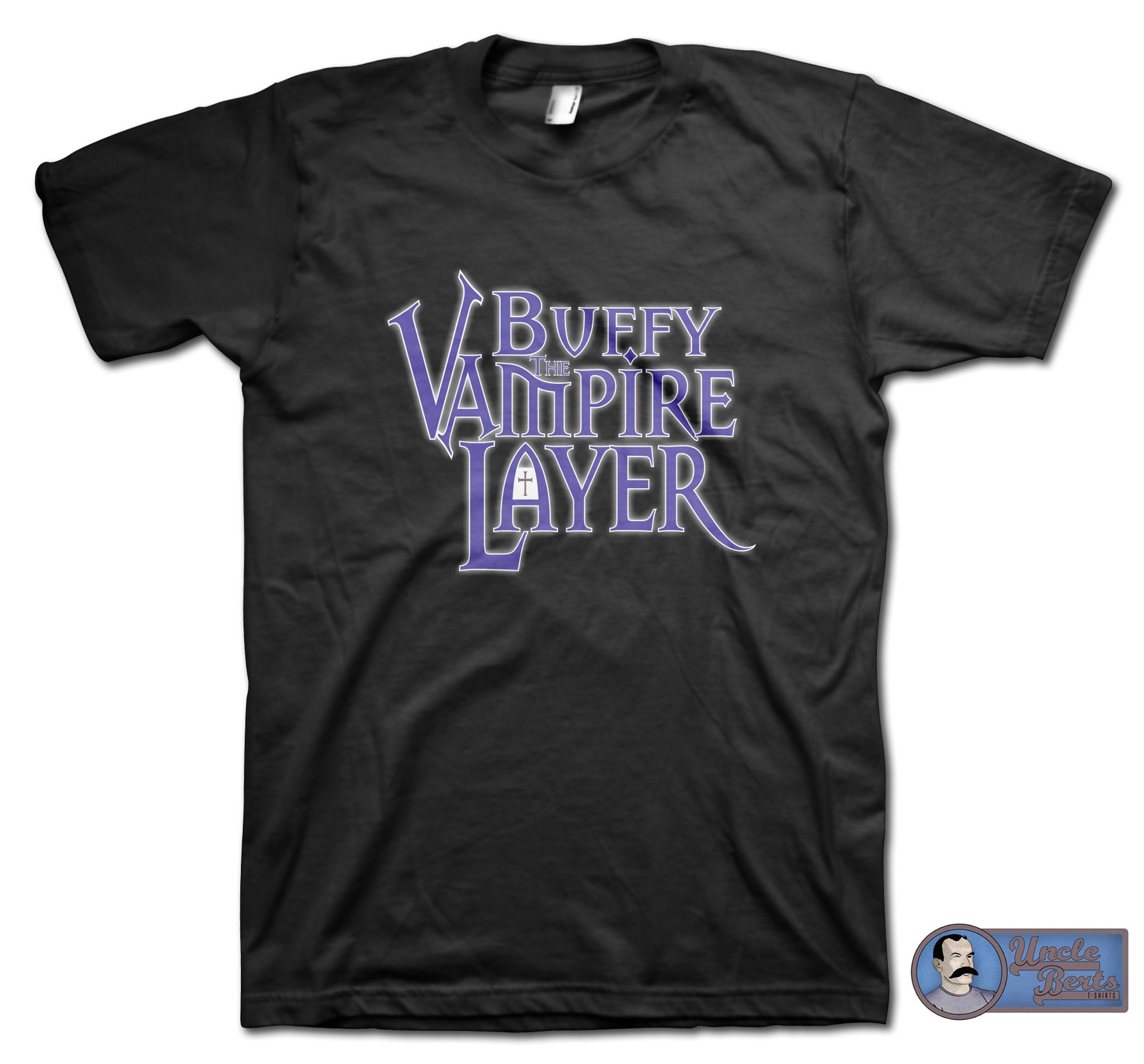Buffy The Vampire Layer Parody T-shirt