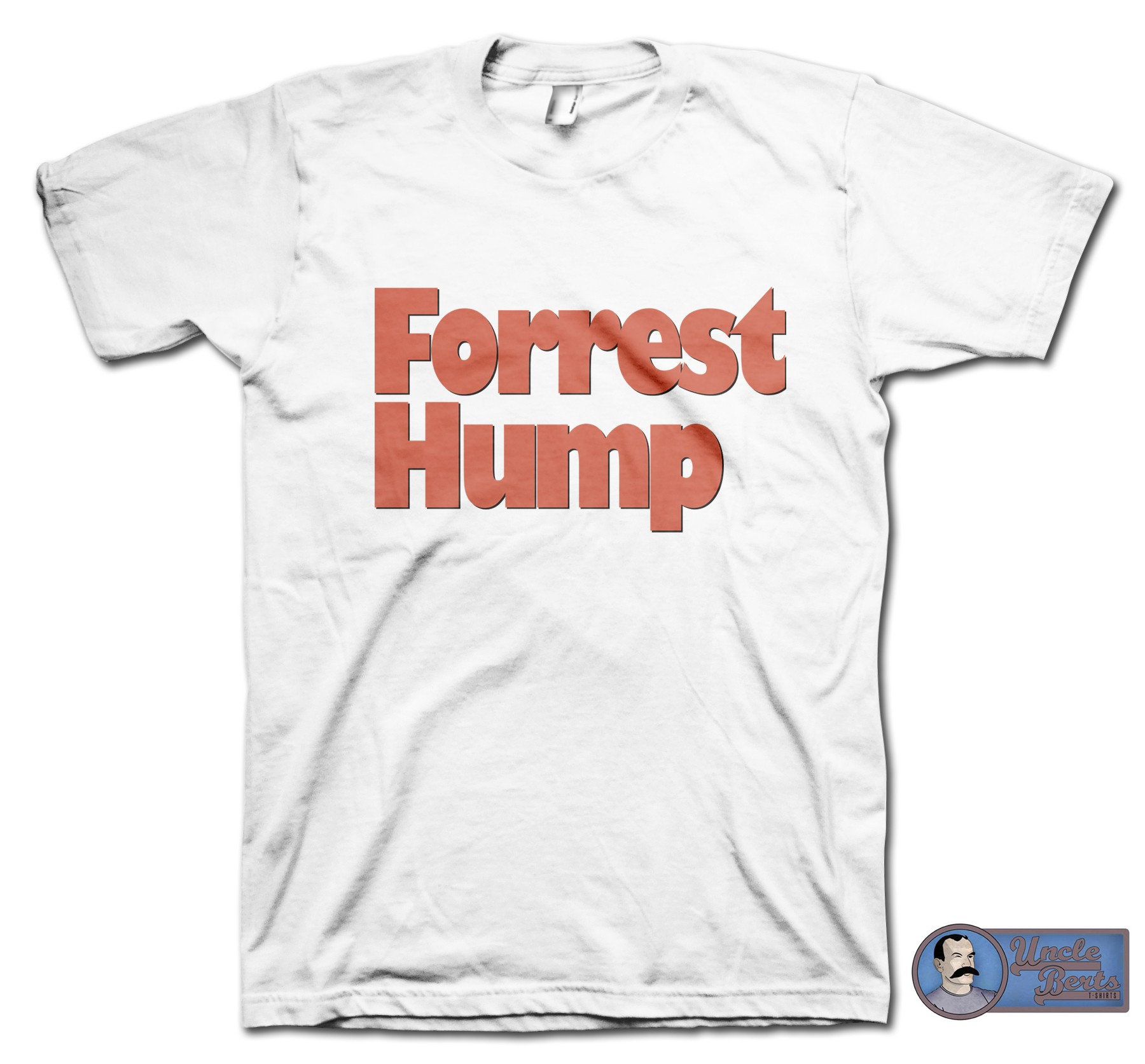 Forrest Hump Parody T-Shirt