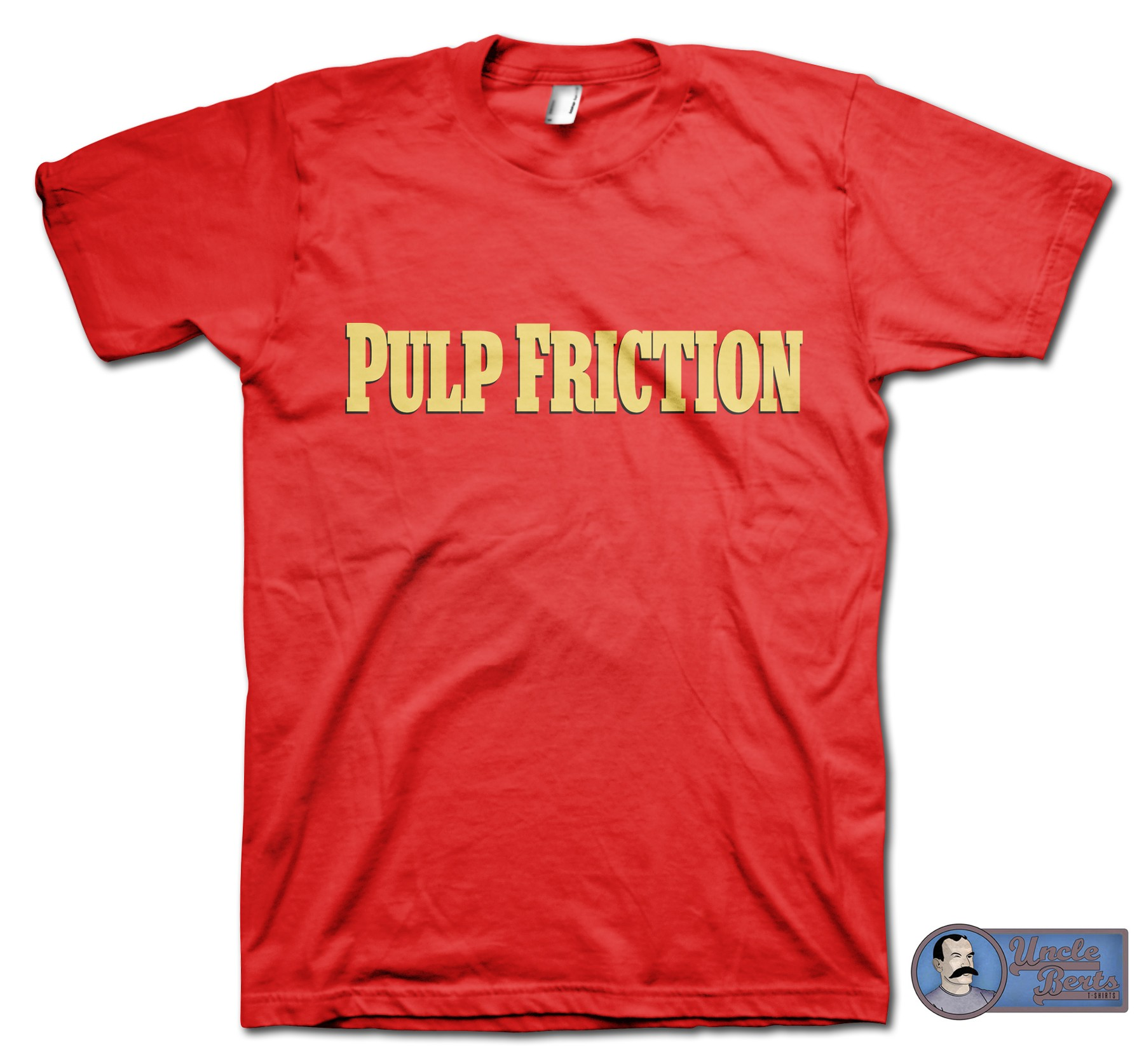 Pulp Friction Parody T-Shirt