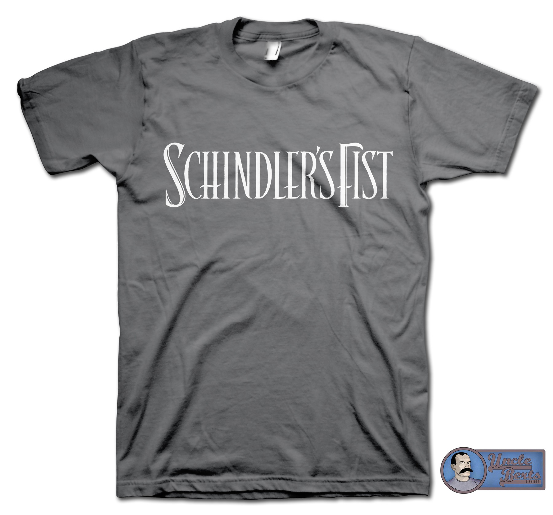 Schindler's Fist Parody T-Shirt