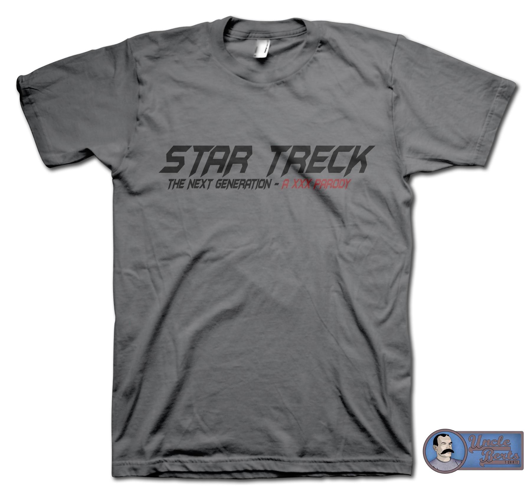Star Treck XXX Parody T-Shirt