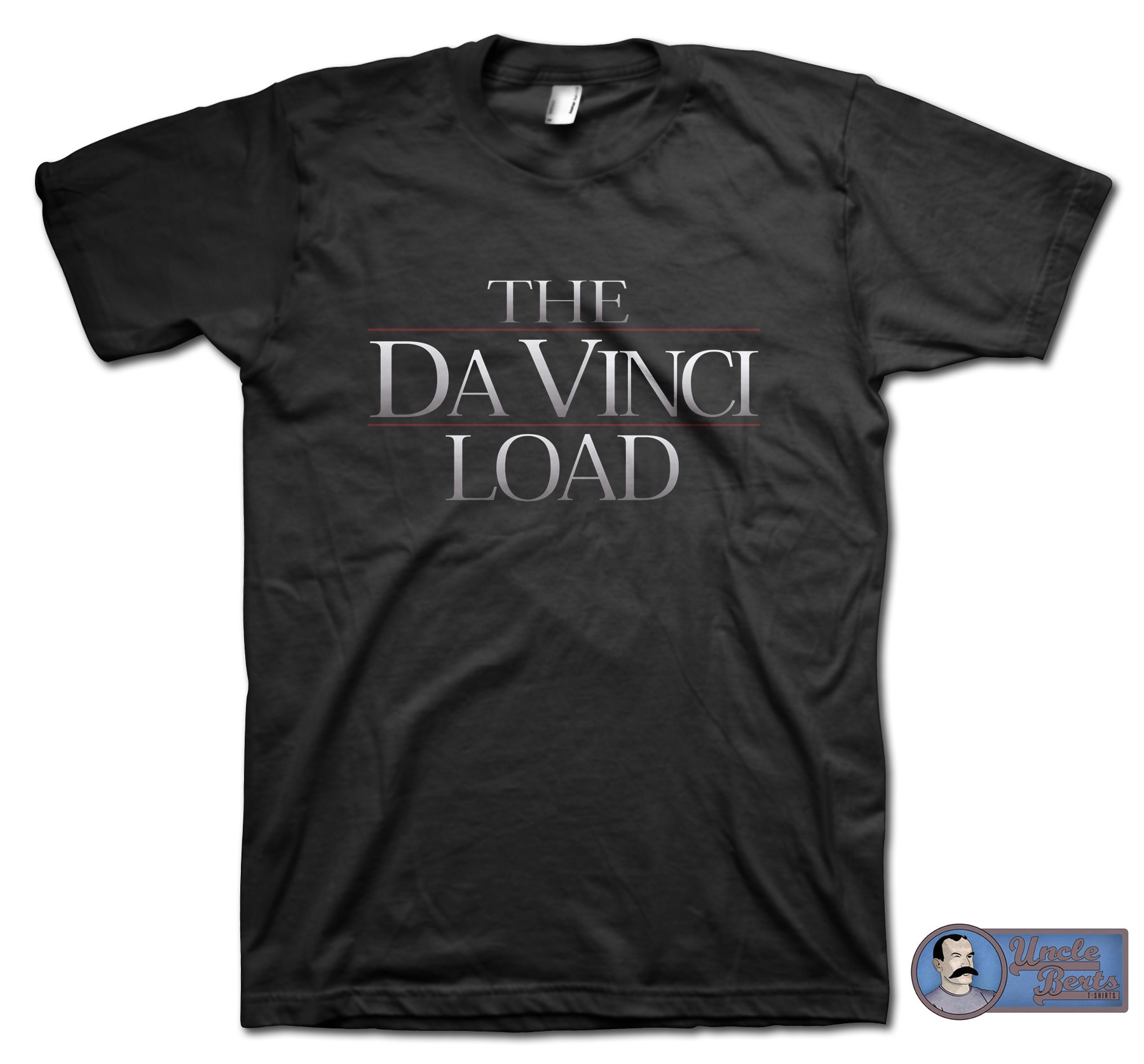The Da Vinci Load Parody t-Shirt