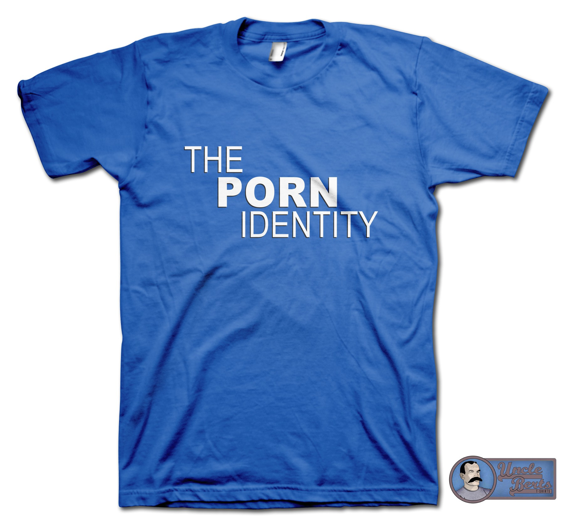 The Porn Identity Parody T-Shirt