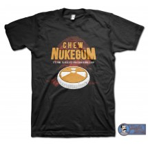 Chew Nukegum inspired by the Duke Nukem series T-Shirt