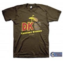 DK Grocery T-Shirt - inspired by the Duke Nukem series