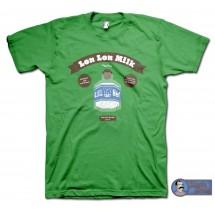 Lon Lon Milk T-Shirt - inspired by the Legend of Zelda series