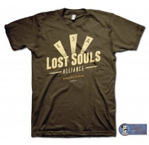 Lost Sould Alliance T-Shirt - inspired by Grim Fandango
