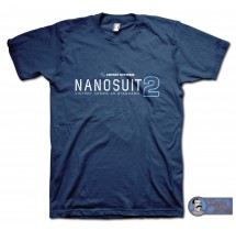 Nonosuit 2 T-Shirt - inspired by Crysis 2