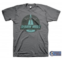 Shadow Moses T-Shirt - inspired by Metal Gear Solid