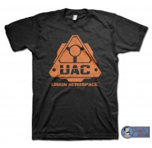 Union Aerospace Corporation T-Shirt - inspired by DOOM series