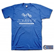 Zombrex T-Shirt - inspired by the Dead Rising series