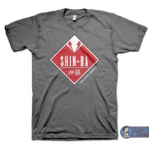 Shin-Ra T-Shirt - inspired by Final Fantasy VII