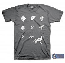 Blade Runner (1982) Inspired Origami Unicorn T-Shirt