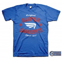 Captain America (2011) inspired Super Soldier T-Shirt