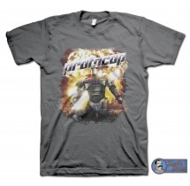 Kiss Kiss Bang Bang (2005) inspired Protocop T-Shirt