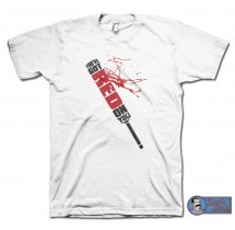 Shaun of the Dead (2004) inspired You've Got Red On You T-Shirt