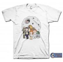 Star Wars 70's Cartoon inspired T-Shirt