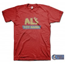 Al's Toy Barn, Toy Story inspired T Shirt