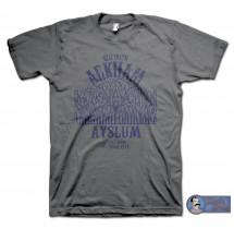 Batman The Dark Knight (2008) Inspired Arkham Asylum T-Shirt