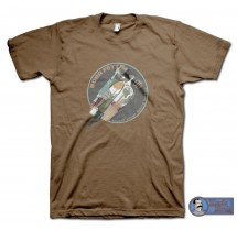 Star Wars: Episode V The Empire Strikes Back (1980) Inspired Boba Fetts Galactic Hunting T-Shirt