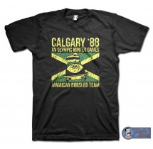 Cool Runnings (1993) inspired Calgary '88 T-Shirt