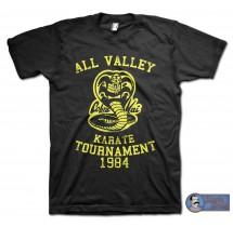 The Karate Kid (1984) Inspired Cobra Kai T-Shirt