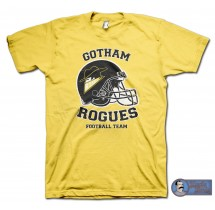 Batman The Dark Knight Rises (2012) Inspired Gotham Rogues T-Shirt