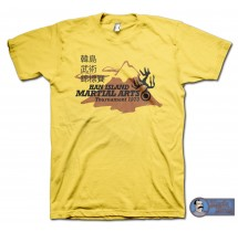 Enter The Dragon inspired Han Island T-Shirt