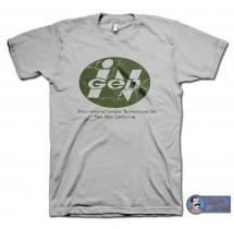Jurassic Park (1993) Inspired InGen T-Shirt