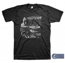 The Fog inspired K.A.B Radio T-Shirt