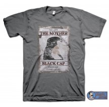 Withnail and I (1987) inspired The Mother Black Cap T-Shirt